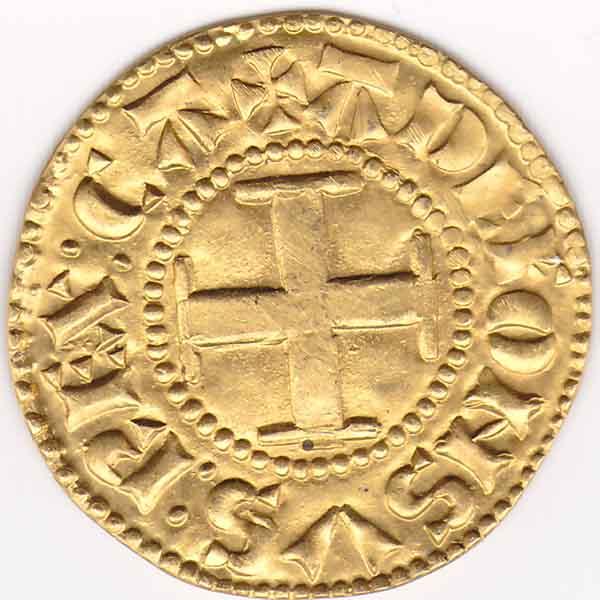 Moneda de fantasía:  ADEFONSVS REX Adefonsvs1nf